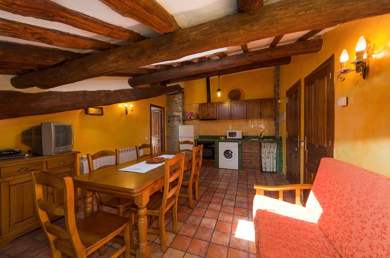 Apartamento Arbe, Sierra de Guara