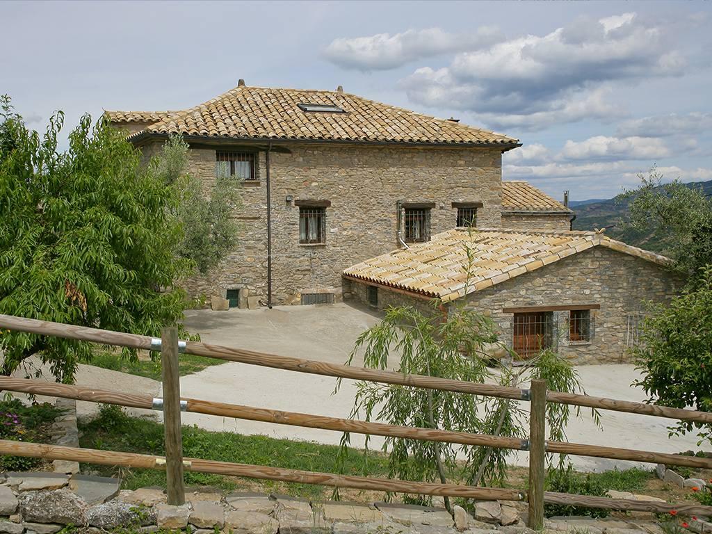 Casa Trallero, Almazorre, Sierra de Guara